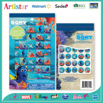 Dory stickers