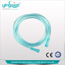 China Manufacturer for China Disposable Oxygen Tubing,Pvc Oxygen Tubing,Nasal Oxygen Cannula,Disposable Nasal Oxygen Cannula Manufacturer 2M Disposable PVC Oxygen Tubing supply to France Manufacturers