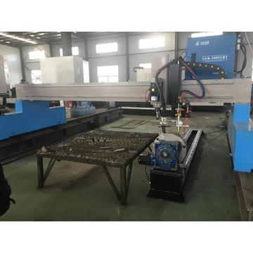 CNC Gas Plasma cutting machines