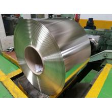 Tin coated tinplate coils