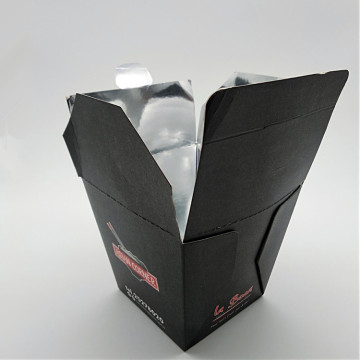 Full Color Printed Takeaway Noodle Boxes