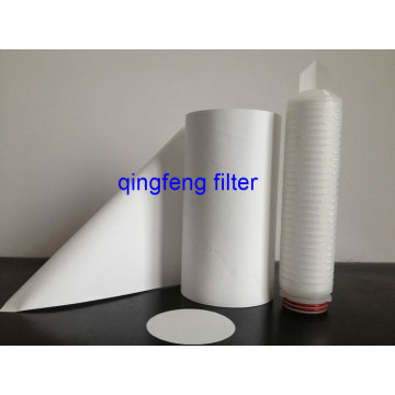Bacterials Anlysis Hydrophobic PTFE Roll Filter Membrane