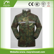 High Quality Adult PU Rainsuit
