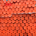 Orange Colorful HDPE Rod Rods Bar Bars