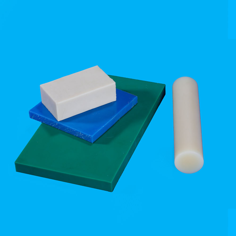 Customized Plastics White Nylon 6