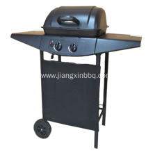 2-Burners Liquid Propane Gas Grill