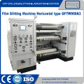 Film plastique Slittng machines