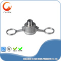 3PC Stainless Steel Ball Valves Threaded Ends 1000WOG Handle Type Ball Valves
