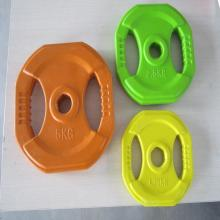 Custom  Rubber Square Weight Plates