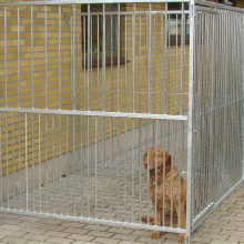Round Steel Bar Welding Dog Kennel