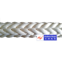 Good Quality for China Polypropylene Rope,Polypropylene Rope Strength,White Polypropylene Rope Manufacturer Marine Supply Custom Length Mooring Rope export to Switzerland Supplier