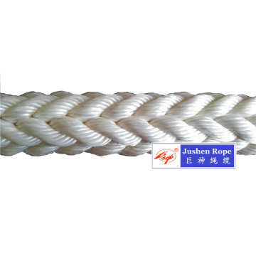 12-Strand Polyamide Nylon Superline Mooring Rope