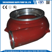 Metal lined slurry pump spares