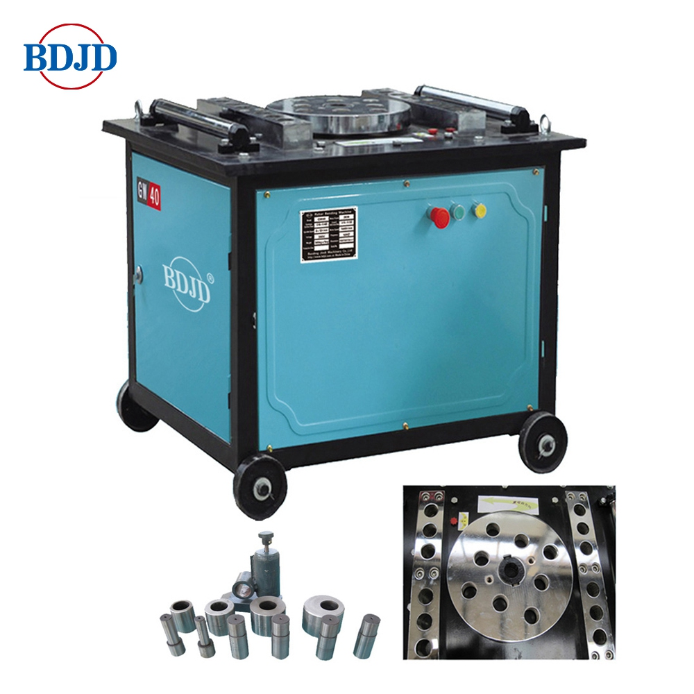 42mm Auto Bending Machine Suppliers Machine Steel
