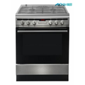 Larder Freestanding Electric Oven Flashing Auto