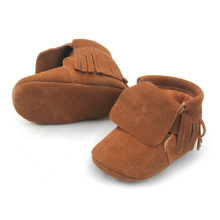 Wholesale Price China for Baby Boots Moccasins New Fashion Winter Warm Styles Baby Boots export to Germany Factory