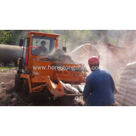 Millstone Type Concrete Tractor-mounted