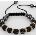 Crystal Clay Beads Bracelet Original Real Shamballa Bracelet