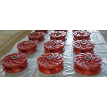 Impeller for slurry pump