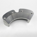 CNC machining curved parts