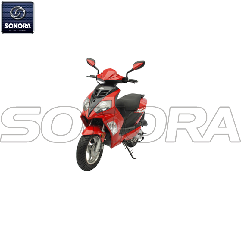 Benzhou YY50QT-7A Complete Scooter Spare Parts Original Quality