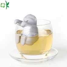 Hot Selling Portable Silicone Tea Infuser for Sale