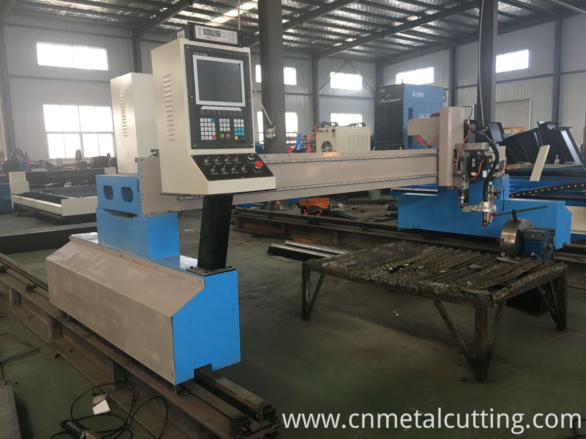 gantry pipe and plate cutter