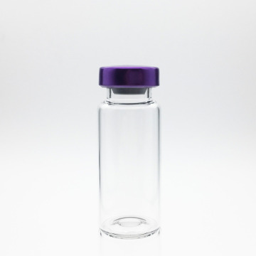 10ml Sterile Serum Vials Purple Cap