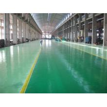 Factory Solvent Free Epoxy Thin Topcoat