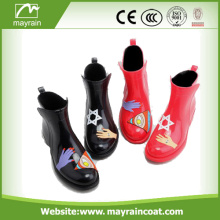 2017 Fashion Motorbike Waterproof Rain Boots