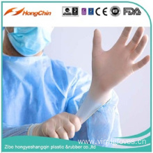 disposable examination vinyl glove