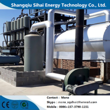 China Professional Supplier for Waste Motor Oil Distillation Plant Used Motor Oil Recycling to Diesel Plant export to Georgia Wholesale