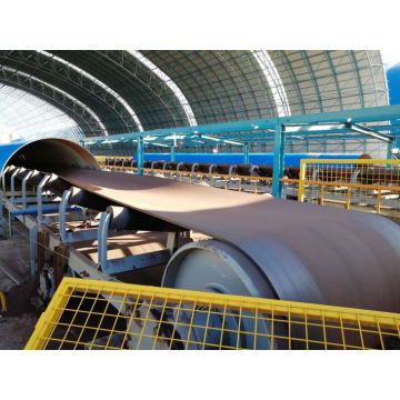 Flame Retardant Conveyor Belt For Cement Plants