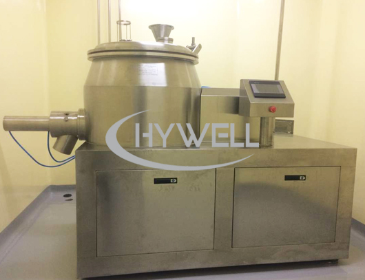 Pharmaceutical Blender Granulator