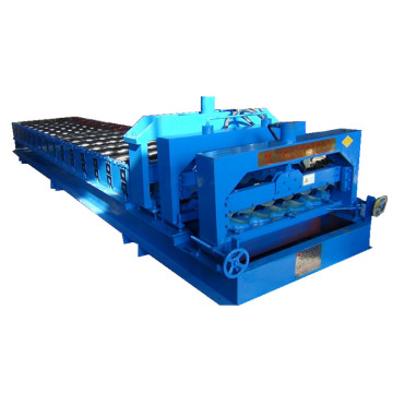 Glazed tile Metal Sheet Roll Forming Machine