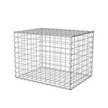 Welded Galvanized Stone Cage Wire Mesh