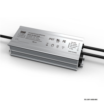 240W AC DC 480Vac High voltage inout Driver