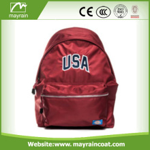 Solid Backpack Multicolor High Class School Bags