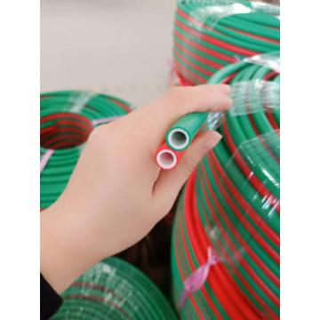 Chemicals Resistant Rubber Twin Welding Hose