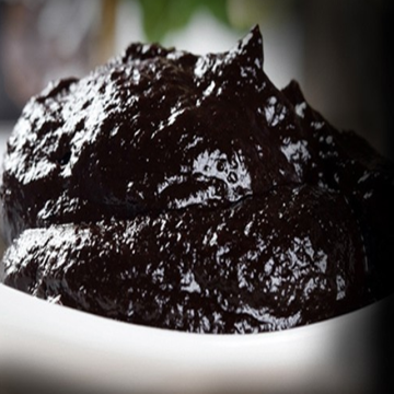Hot sale Fermented black garlic sauce