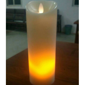 color changing led candle for party decoration