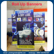 Roll up Stand with Custom Banner Printing