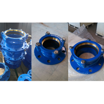 universal flange adaptor and couplings