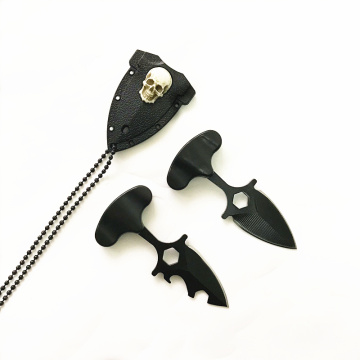 Mini Every Day Carry EDC Neck Knife