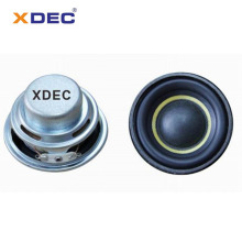 Top Quality for Portable Bluetooth Speaker,Mini Bluetooth Speaker,Waterproof Bluetooth Speaker Manufacturers and Suppliers in China 52mm round neodymium fiberglass speaker 4ohm 3w export to Azerbaijan Suppliers