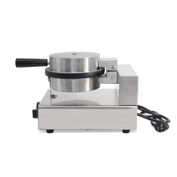 CE commercial ice cream cone waffle maker