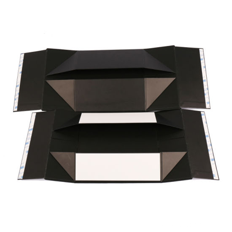 Rigid Make Up Print Packaging Folding Cosmetic Box