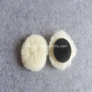 Stainless Steel Felt Polishing Discs for Glass