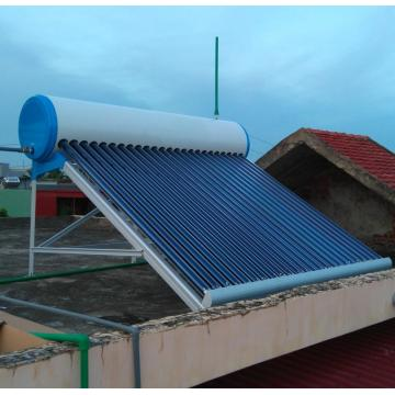 Non-pressurized solar water heater 300L