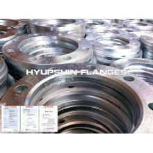 Hot Dipped Galvanized Backing Ring BR Flange
